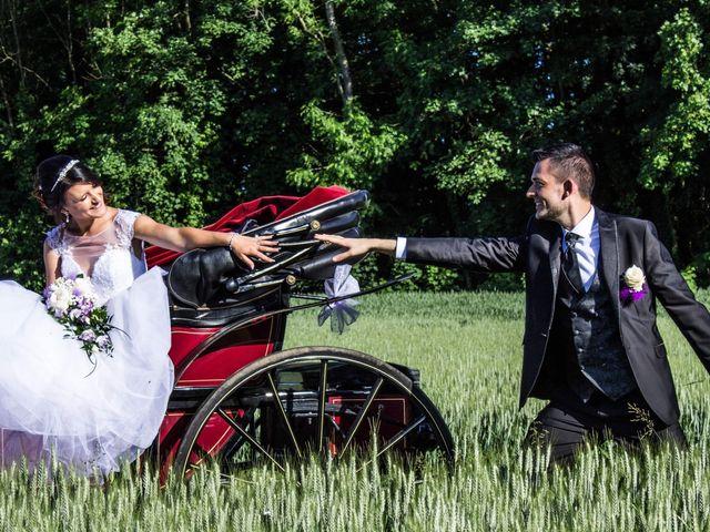 Le mariage de Francesco et Elodie  à Blotzheim, Haut Rhin 39