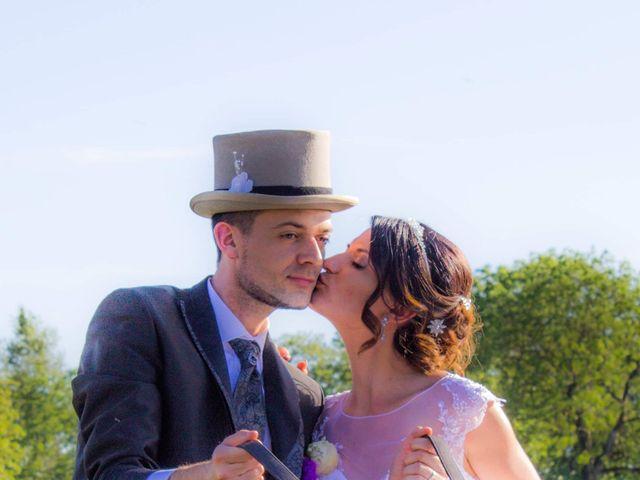 Le mariage de Francesco et Elodie  à Blotzheim, Haut Rhin 43