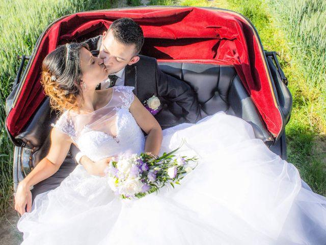 Le mariage de Francesco et Elodie  à Blotzheim, Haut Rhin 45