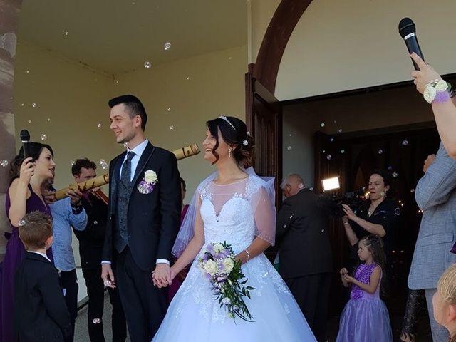 Le mariage de Francesco et Elodie  à Blotzheim, Haut Rhin 46