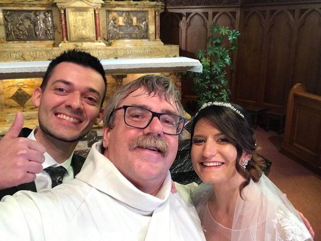 Le mariage de Francesco et Elodie  à Blotzheim, Haut Rhin 47