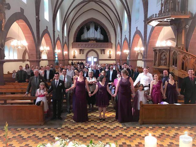 Le mariage de Francesco et Elodie  à Blotzheim, Haut Rhin 49