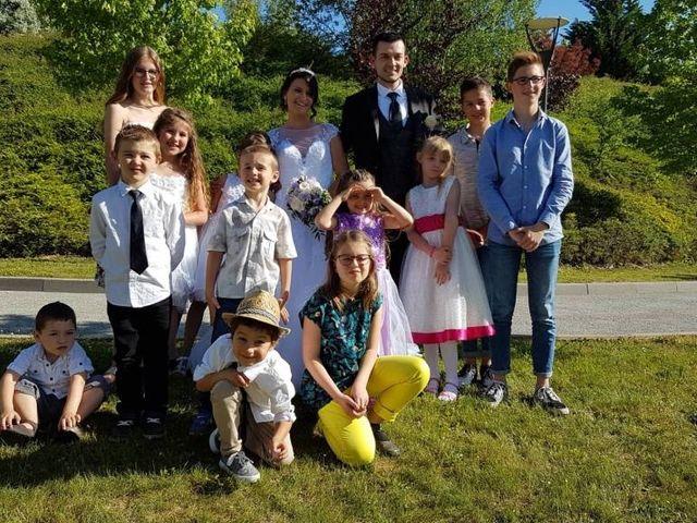 Le mariage de Francesco et Elodie  à Blotzheim, Haut Rhin 50