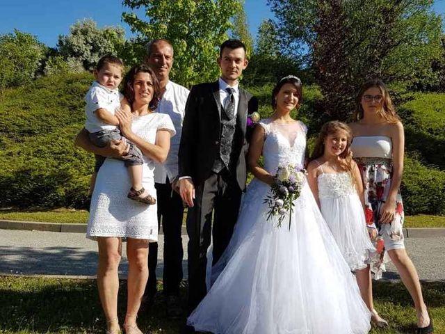 Le mariage de Francesco et Elodie  à Blotzheim, Haut Rhin 51