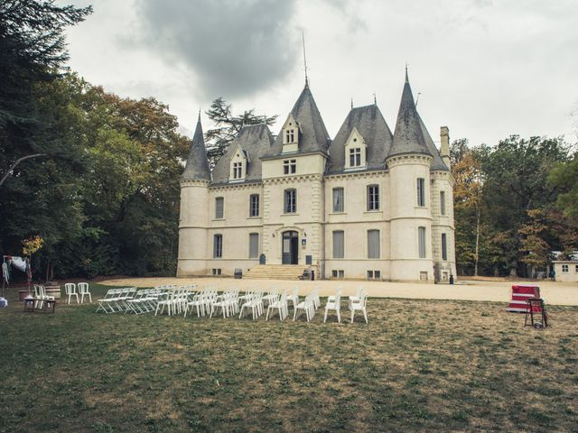 Le mariage de Vincent et Cloé à Vendeuvre-du-Poitou, Vienne 3