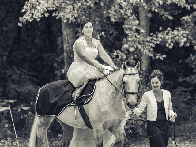 Le mariage de Vincent et Cloé à Vendeuvre-du-Poitou, Vienne 6