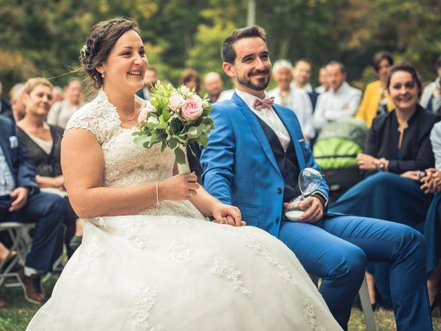 Le mariage de Vincent et Cloé à Vendeuvre-du-Poitou, Vienne 7