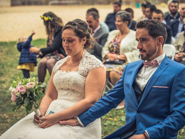 Le mariage de Vincent et Cloé à Vendeuvre-du-Poitou, Vienne 8
