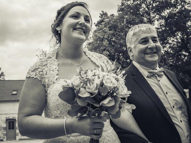 Le mariage de Vincent et Cloé à Vendeuvre-du-Poitou, Vienne 12
