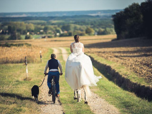 Le mariage de Vincent et Cloé à Vendeuvre-du-Poitou, Vienne 2