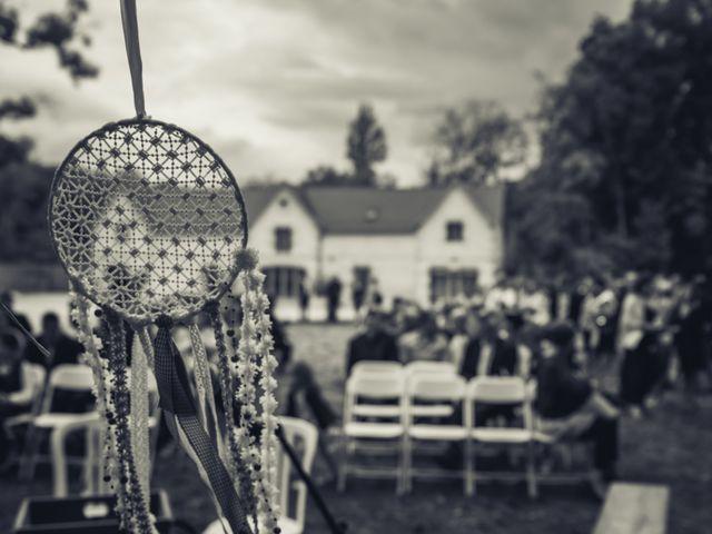 Le mariage de Vincent et Cloé à Vendeuvre-du-Poitou, Vienne 18