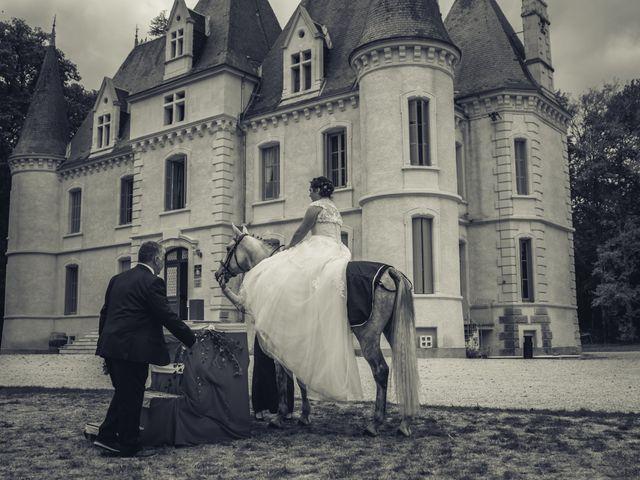 Le mariage de Vincent et Cloé à Vendeuvre-du-Poitou, Vienne 19