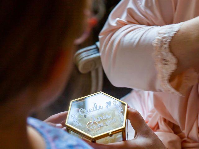 Le mariage de Anis et Cécile à Vallons-de-l'Erdre, Loire Atlantique 9