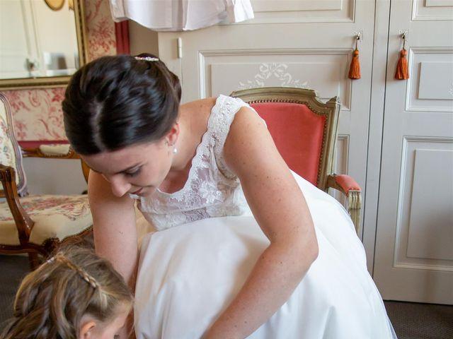 Le mariage de Anis et Cécile à Vallons-de-l'Erdre, Loire Atlantique 44