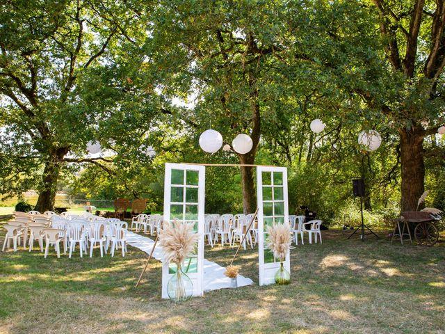 Le mariage de Anis et Cécile à Vallons-de-l'Erdre, Loire Atlantique 47
