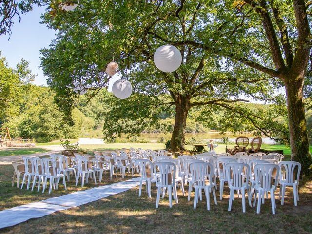 Le mariage de Anis et Cécile à Vallons-de-l'Erdre, Loire Atlantique 51