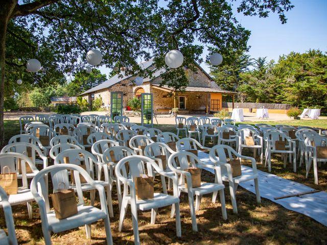 Le mariage de Anis et Cécile à Vallons-de-l'Erdre, Loire Atlantique 53