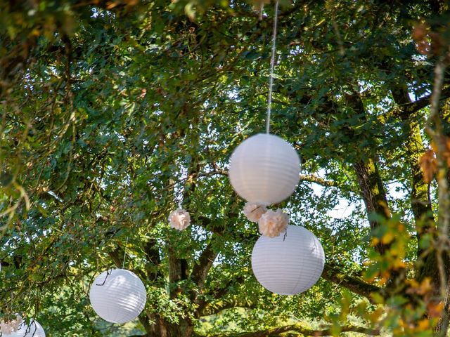 Le mariage de Anis et Cécile à Vallons-de-l'Erdre, Loire Atlantique 57