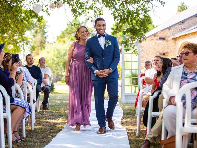 Le mariage de Anis et Cécile à Vallons-de-l'Erdre, Loire Atlantique 70