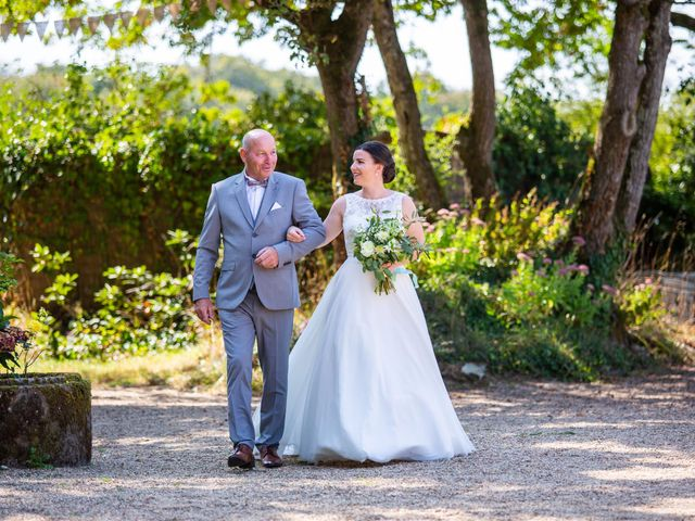 Le mariage de Anis et Cécile à Vallons-de-l'Erdre, Loire Atlantique 71
