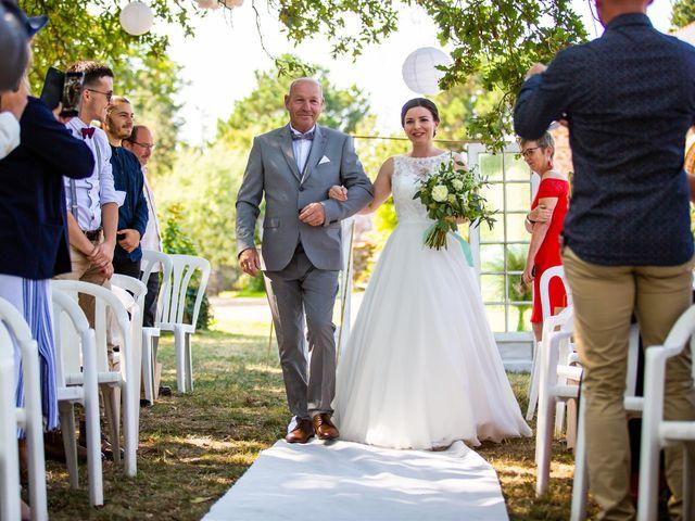 Le mariage de Anis et Cécile à Vallons-de-l'Erdre, Loire Atlantique 72