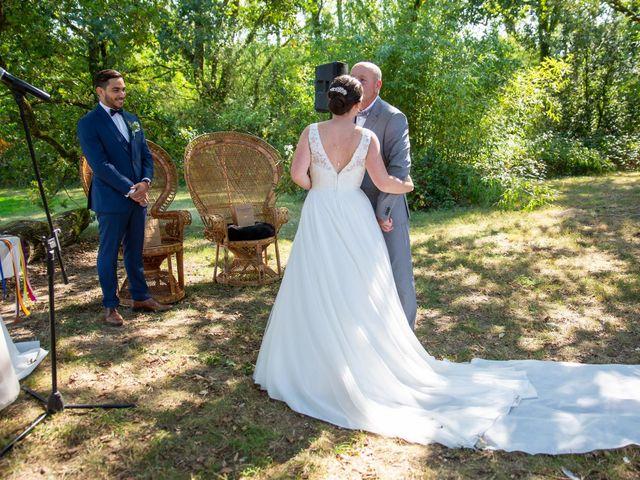 Le mariage de Anis et Cécile à Vallons-de-l'Erdre, Loire Atlantique 74