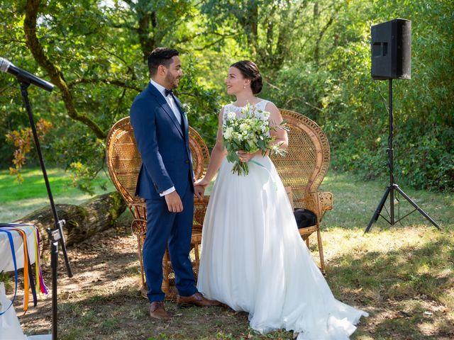 Le mariage de Anis et Cécile à Vallons-de-l'Erdre, Loire Atlantique 75