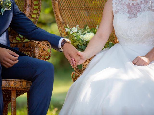 Le mariage de Anis et Cécile à Vallons-de-l'Erdre, Loire Atlantique 77
