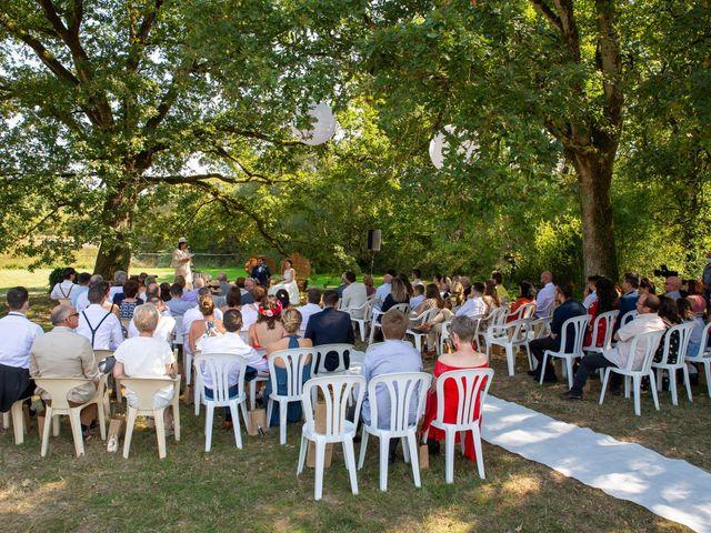 Le mariage de Anis et Cécile à Vallons-de-l'Erdre, Loire Atlantique 78