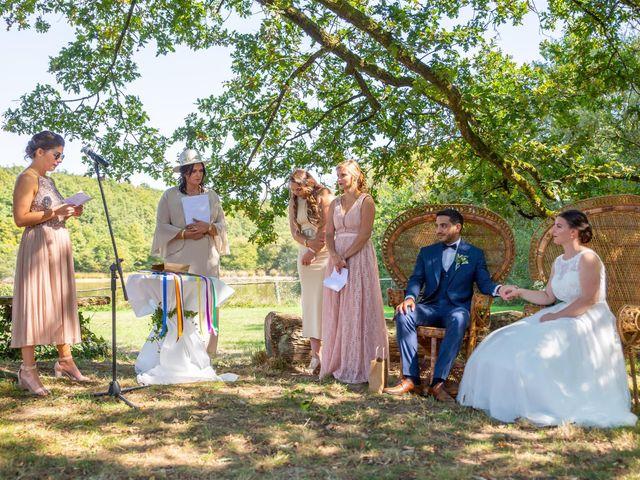 Le mariage de Anis et Cécile à Vallons-de-l'Erdre, Loire Atlantique 80