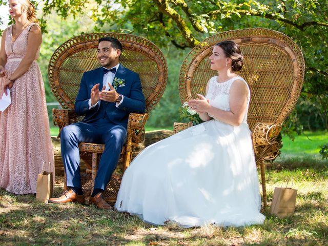 Le mariage de Anis et Cécile à Vallons-de-l'Erdre, Loire Atlantique 82