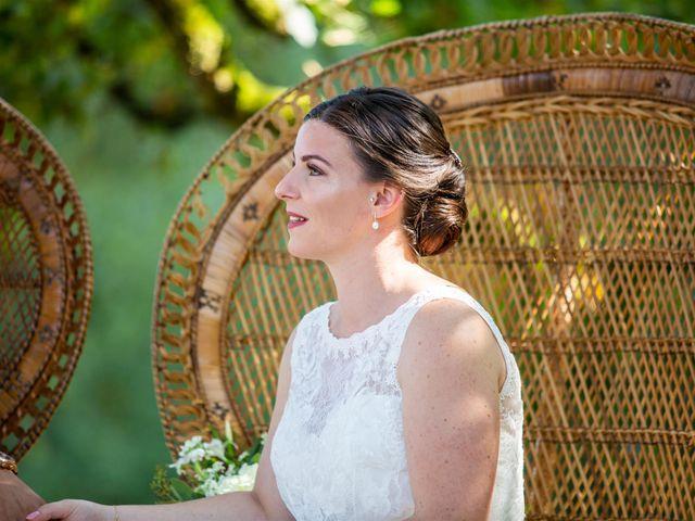 Le mariage de Anis et Cécile à Vallons-de-l'Erdre, Loire Atlantique 84