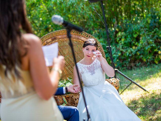 Le mariage de Anis et Cécile à Vallons-de-l'Erdre, Loire Atlantique 86