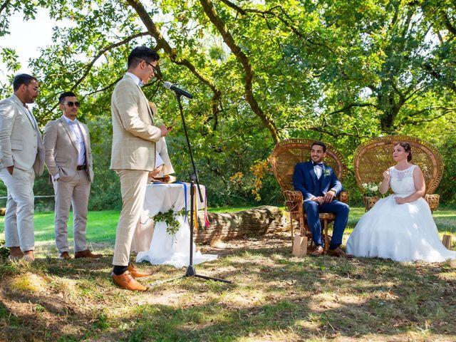 Le mariage de Anis et Cécile à Vallons-de-l'Erdre, Loire Atlantique 89