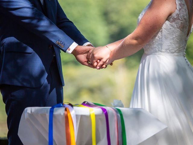 Le mariage de Anis et Cécile à Vallons-de-l'Erdre, Loire Atlantique 94