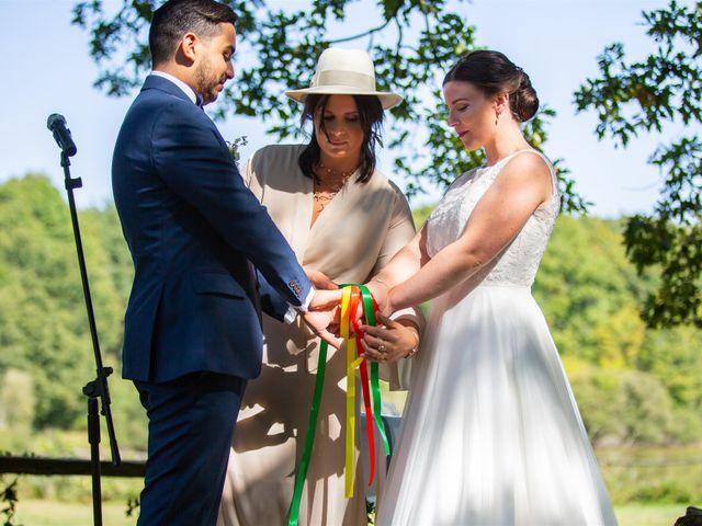Le mariage de Anis et Cécile à Vallons-de-l'Erdre, Loire Atlantique 95