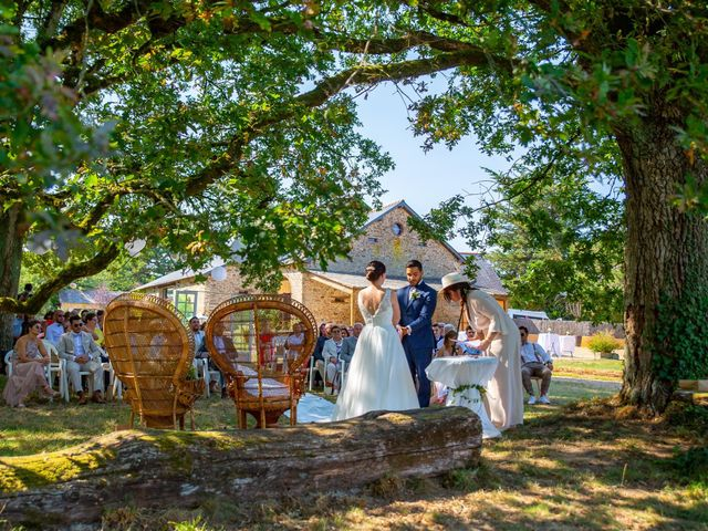 Le mariage de Anis et Cécile à Vallons-de-l'Erdre, Loire Atlantique 100