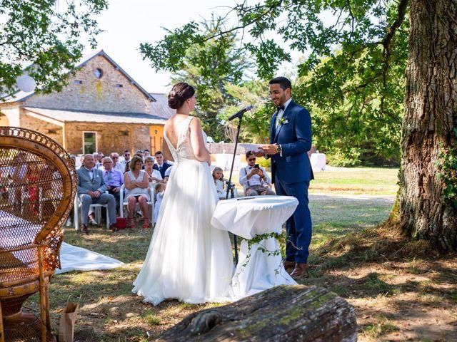 Le mariage de Anis et Cécile à Vallons-de-l'Erdre, Loire Atlantique 104