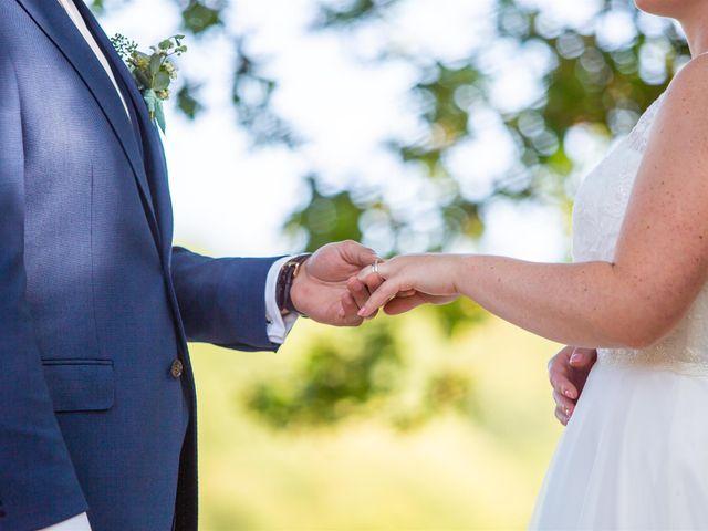 Le mariage de Anis et Cécile à Vallons-de-l'Erdre, Loire Atlantique 112