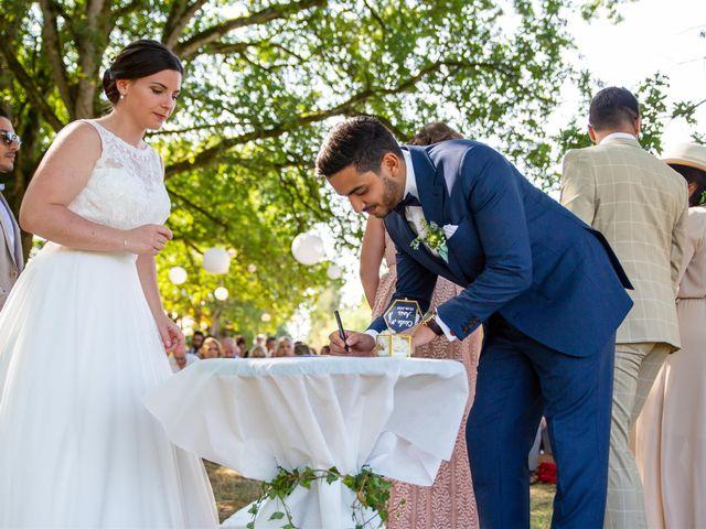 Le mariage de Anis et Cécile à Vallons-de-l'Erdre, Loire Atlantique 116