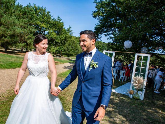 Le mariage de Anis et Cécile à Vallons-de-l'Erdre, Loire Atlantique 121