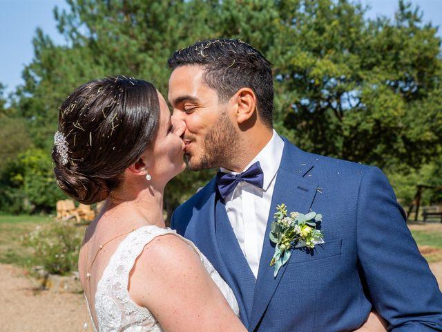 Le mariage de Anis et Cécile à Vallons-de-l'Erdre, Loire Atlantique 123