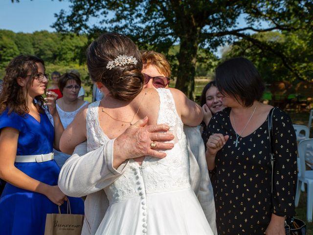 Le mariage de Anis et Cécile à Vallons-de-l'Erdre, Loire Atlantique 126