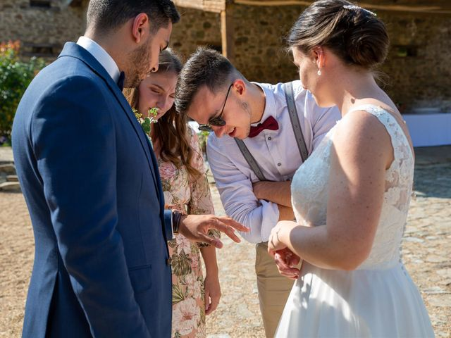 Le mariage de Anis et Cécile à Vallons-de-l'Erdre, Loire Atlantique 129