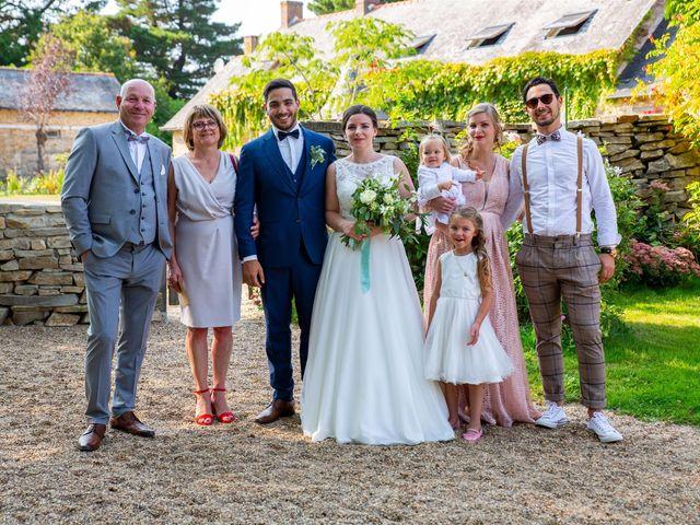 Le mariage de Anis et Cécile à Vallons-de-l'Erdre, Loire Atlantique 132