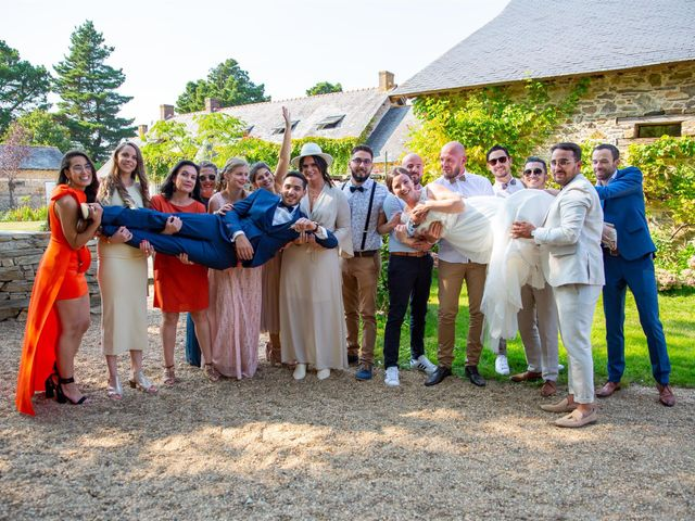 Le mariage de Anis et Cécile à Vallons-de-l'Erdre, Loire Atlantique 134