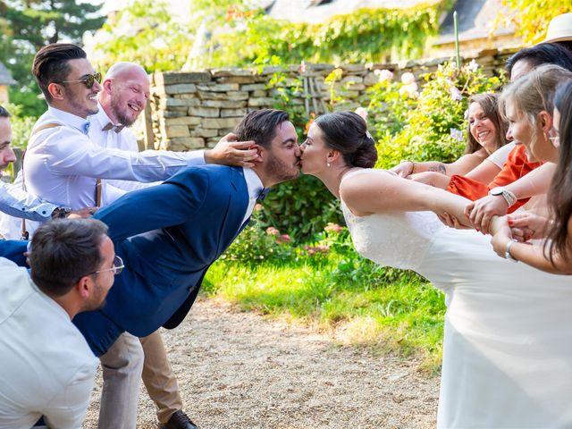 Le mariage de Anis et Cécile à Vallons-de-l'Erdre, Loire Atlantique 138