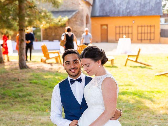 Le mariage de Anis et Cécile à Vallons-de-l'Erdre, Loire Atlantique 139
