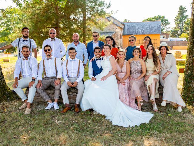 Le mariage de Anis et Cécile à Vallons-de-l'Erdre, Loire Atlantique 140