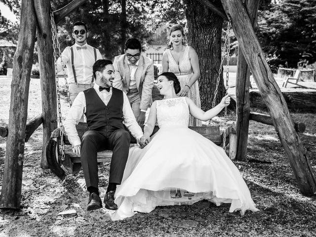 Le mariage de Anis et Cécile à Vallons-de-l'Erdre, Loire Atlantique 141